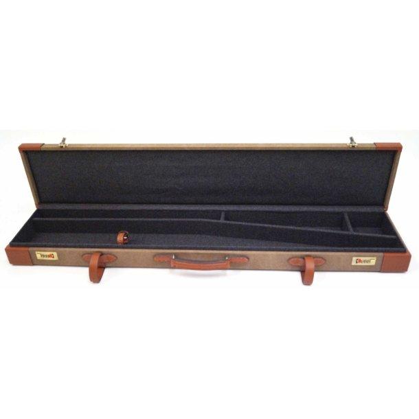 Black Moose riffel kuffert brun kanvas