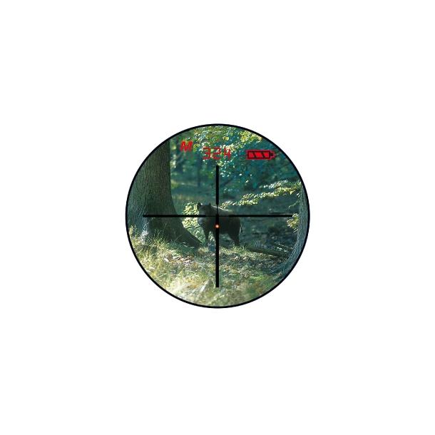 Burris Ballistic III 4-16x50 Laser-Sigtekikkert