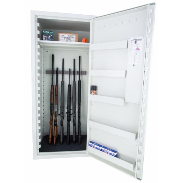 SP 99 våbenskab til 15 våben