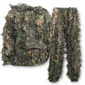 3D Camouflage & Overtrækssæt
