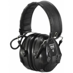 Høreværn med radio, musik, bluetooth