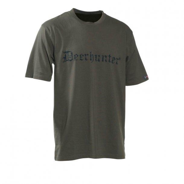 Deerhunter T-shirt logo k/æ