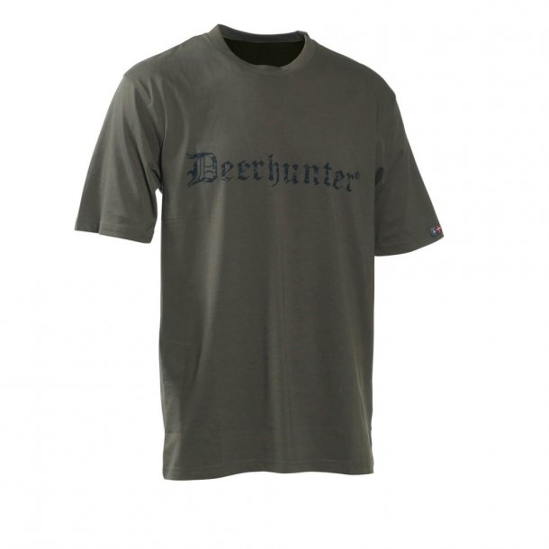Deerhunter Logo T-shirt