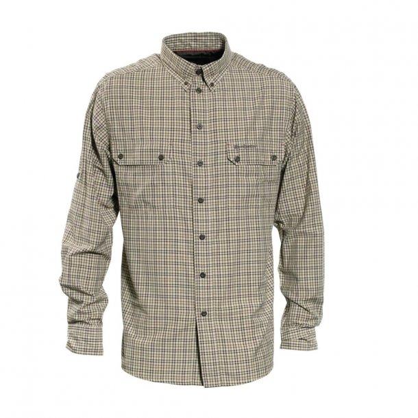Deerhunter Terrence Bamboo Skjorte L/Æ