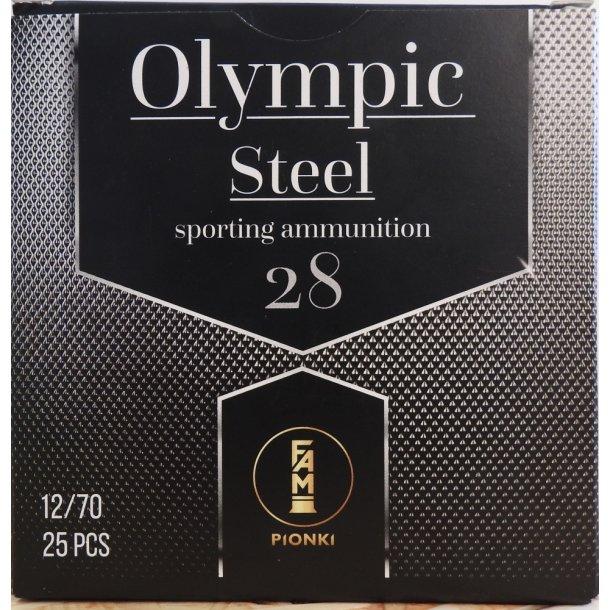 Fam Pionki Olympic Steel 28g. str.9 flugtskydningspatron