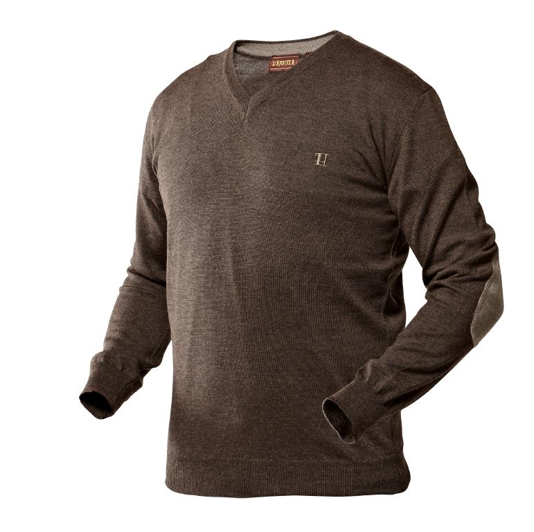 Härkila Jari pullover - Pullover til jagt og fritid, herremodel
