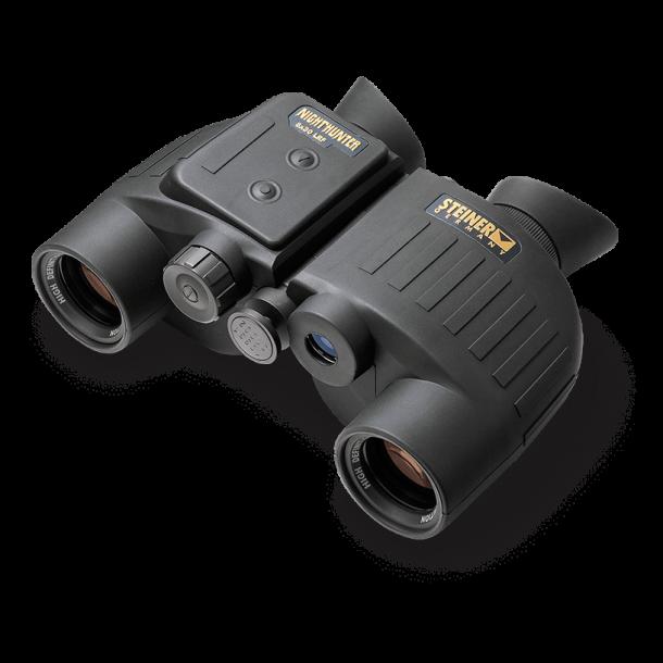 Steiner Nighthunter 8x30 LRF m/ afstandsmåler