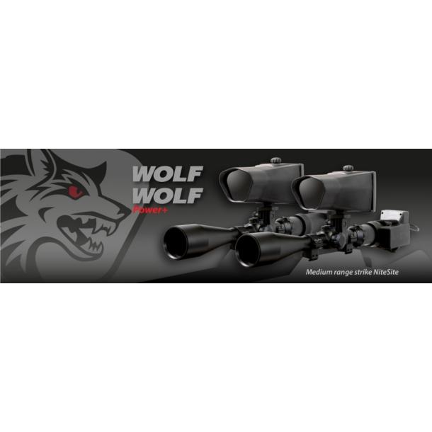 NiteSite Wolf Natsigtekikkert